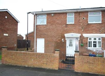 Thumbnail 2 bed semi-detached house to rent in Watford Close, Witherwack, Sunderland