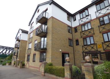 Thumbnail 2 bed flat for sale in Admiral House, Viersen Platz, Peterborough