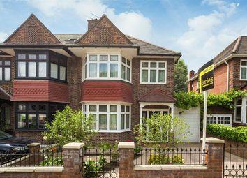 Thumbnail 4 bed semi-detached house for sale in Longstone Avenue, Harlesden, London