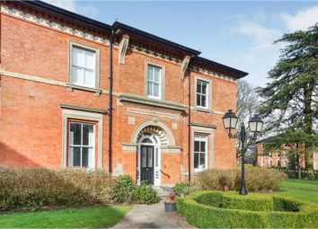 Thumbnail 2 bed flat for sale in Blandford Drive, Macclesfield