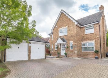 Thumbnail 4 bedroom detached house for sale in Simmons Fields, Charvil, Reading