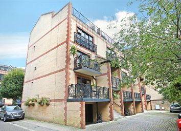 Thumbnail 1 bed flat for sale in Chancellors Wharf, Crisp Road, Hammersmith Riverside, London