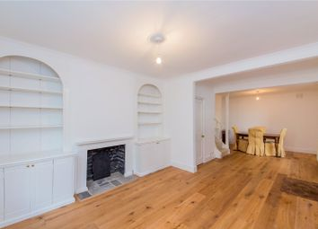 Thumbnail 2 bed mews house to rent in Bridstow Place, London