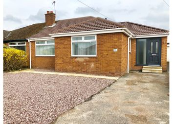 Thumbnail 4 bed bungalow to rent in Haddon Drive, Wirral