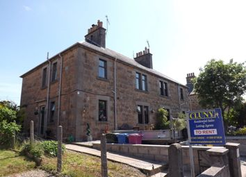 Thumbnail 2 bed flat to rent in 27 Caroline Street, Elgin