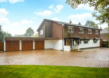 5 bed detached house for sale in Waterhouse Lane, Kingswood, Tadworth, Surrey KT20