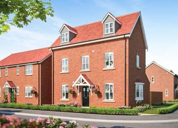Thumbnail 4 bedroom detached house for sale in London Road, Corby