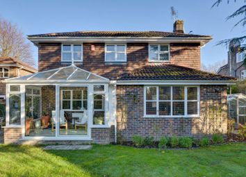 Thumbnail 5 bed detached house for sale in Ashleigh Road, Horsham