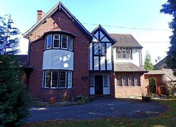 Thumbnail 4 bed detached house for sale in Jesson Road, Walsall, West Midlands