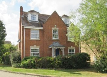 Thumbnail 5 bed detached house to rent in Stutte Close, Louth