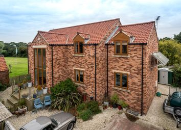 Thumbnail 4 bed detached house for sale in Main Road, Drax, Selby