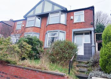 3 bed semi-detached house for sale in Sidney Road, Manchester M9