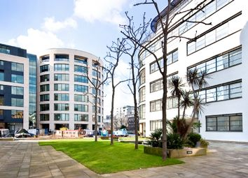 Thumbnail 2 bed flat for sale in New Wharf Road, London