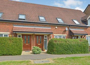 Thumbnail 2 bed terraced house for sale in Plaistow Crescent, Monkston Park, Milton Keynes