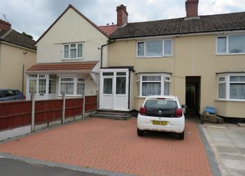 Thumbnail 2 bed terraced house for sale in Eastham Road, Moseley, Birmingham