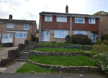 3 bed semi-detached house for sale in Blackstone Close, Plymouth, Devon PL9