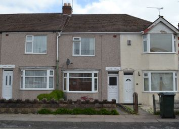 Thumbnail 2 bedroom terraced house to rent in Hartland Avenue, Wyken, Coventry