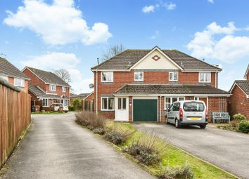 3 bed semi-detached house for sale in Wisley Road, Andover SP10