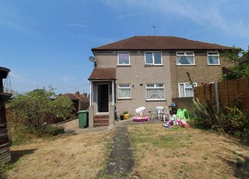 Thumbnail 2 bed flat for sale in Camrose Avenue, Erith