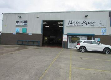 Thumbnail Parking/garage for sale in Newcomen Road, Skippers Lane Industrial Estate, Middlesbrough