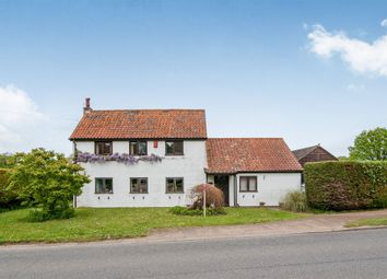 Thumbnail 5 bedroom detached house for sale in Letton Road, Shipdham, Thetford