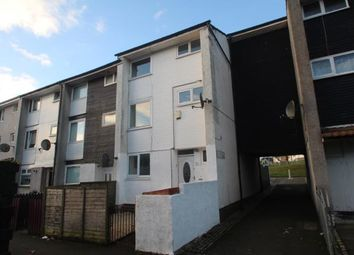 Thumbnail 5 bed terraced house for sale in Wallbrae Road, Carbrain, Cumbernauld, North Lanarkshire