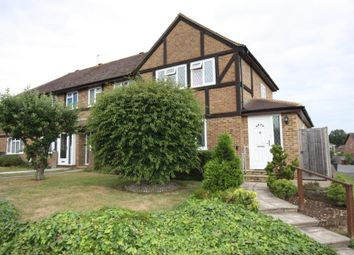 Thumbnail 3 bed property to rent in Kingfisher Drive, Merrow, Guildford