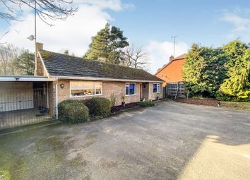 Thumbnail 3 bed detached bungalow for sale in Plantation Road, Heath And Reach, Leighton Buzzard