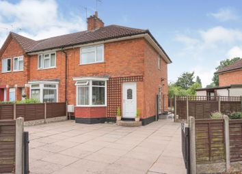 Thumbnail 3 bed end terrace house for sale in Ashbrook Grove, Birmingham