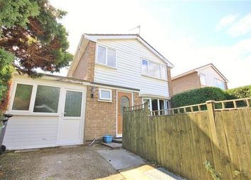 Thumbnail 3 bed detached house for sale in Batcombe Close, Bournemouth