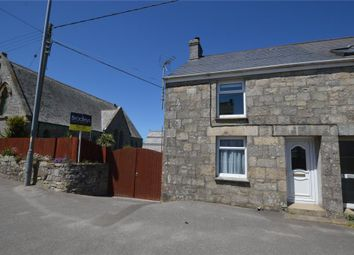 Thumbnail 2 bed semi-detached house to rent in Chapel Road, Indian Queens, St. Columb, Cornwall