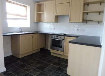 Thumbnail 2 bed flat to rent in Linnet Court, Uppingham, Oakham