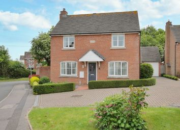 Thumbnail 3 bed detached house for sale in Casterbridge Lane, Weyhill, Andover