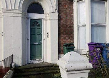 Thumbnail 1 bed flat to rent in Onslow Road, Fairfield, Liverpool