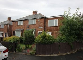 Thumbnail 4 bed end terrace house to rent in Glencoe Avenue, Chester Le Street