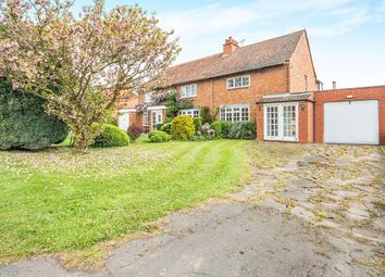 Thumbnail 3 bed semi-detached house for sale in Mayswood Road, Wootton Wawen, Henley-In-Arden