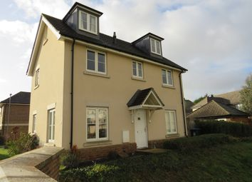 Thumbnail 4 bed semi-detached house for sale in Sheldon Way, Berkhamsted
