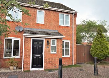 Thumbnail 2 bed semi-detached house for sale in Tonkins Drive, Thatcham