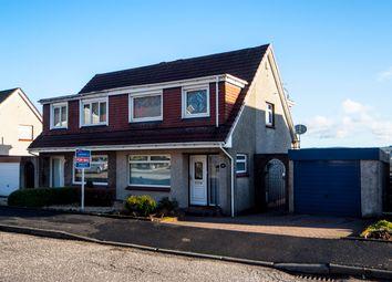 Thumbnail 3 bed semi-detached house for sale in Alloway Crescent, Bonnybridge