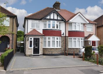Thumbnail 3 bed semi-detached house for sale in Third Avenue, Watford