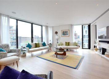 Thumbnail 3 bed property for sale in 3 Merchant Square, London