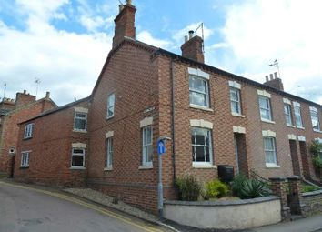 Thumbnail 4 bed end terrace house to rent in High Street, Wollaston, Wellingborough