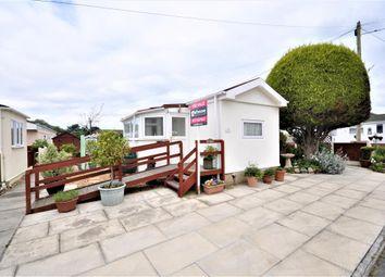 Thumbnail 1 bedroom mobile/park home for sale in Beech Drive, Lamaleach Park, Freckleton, Preston, Lancashire