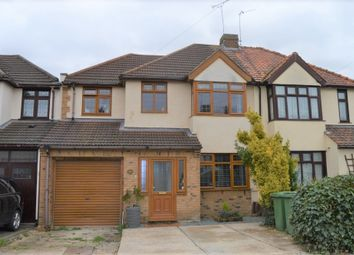 Thumbnail 5 bed semi-detached house for sale in Northumberland Avenue, Hornchurch