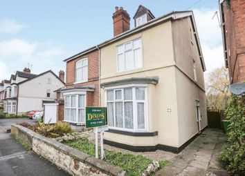Thumbnail 4 bed semi-detached house for sale in Paget Road, Compton, Wolverhampton, West Midlands