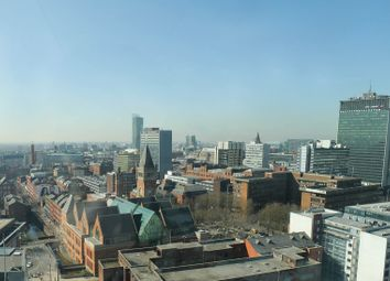 Thumbnail 2 bed flat for sale in Manchester, Manchester
