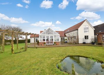 Thumbnail 4 bed detached house for sale in Sparks Lane, Ridgewell, Halstead