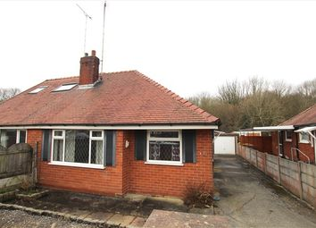 Thumbnail 3 bed bungalow for sale in Melrose Avenue, Preston