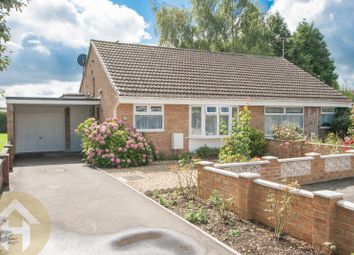 Thumbnail 2 bed bungalow to rent in Betjeman Avenue, Royal Wootton Bassett, Wiltshire