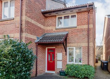 Thumbnail 2 bedroom end terrace house for sale in Tudor Close, Hatfield